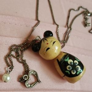 Jewelry - Vintage Chinese necklace
